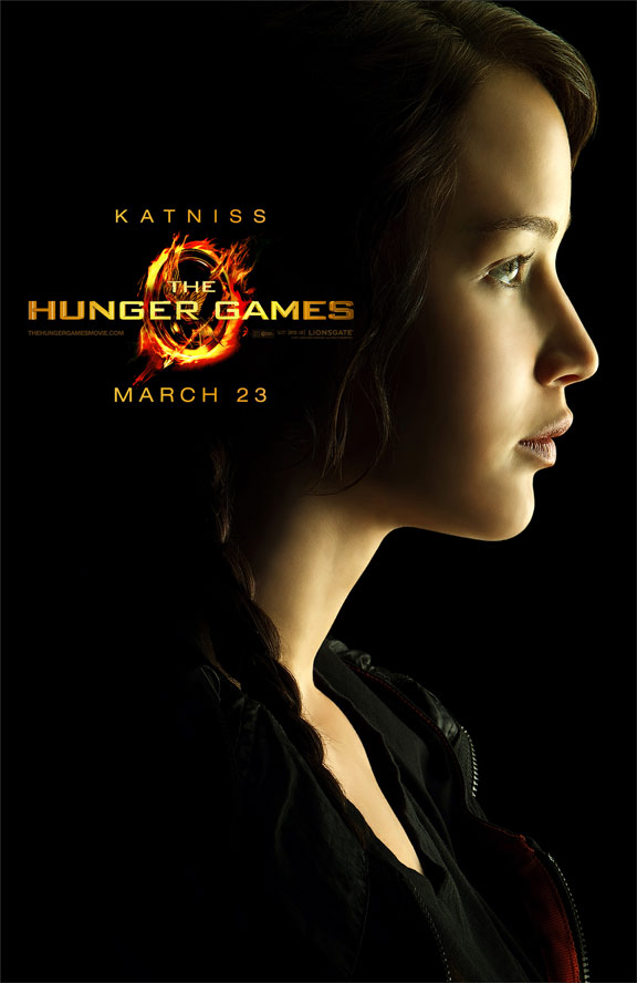 The Hunger Games Poster #2
