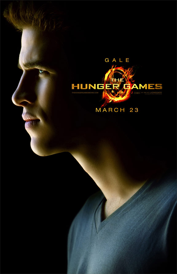 The Hunger Games Poster #4
