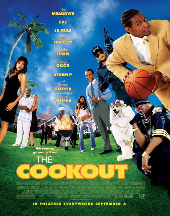 The Cookout Poster #2