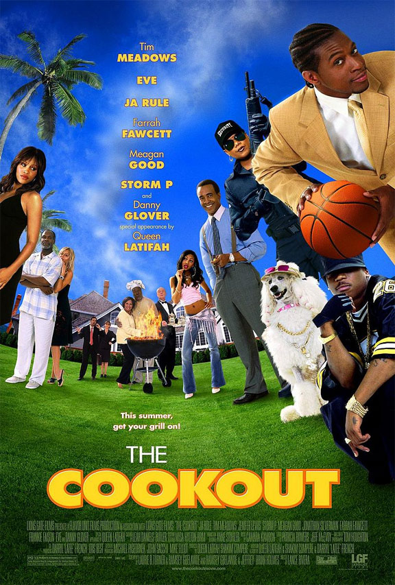 The Cookout Poster