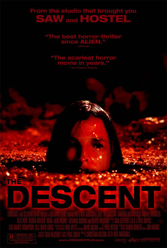 The Descent Poster #2