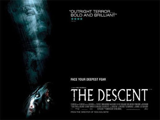 The Descent Poster #3