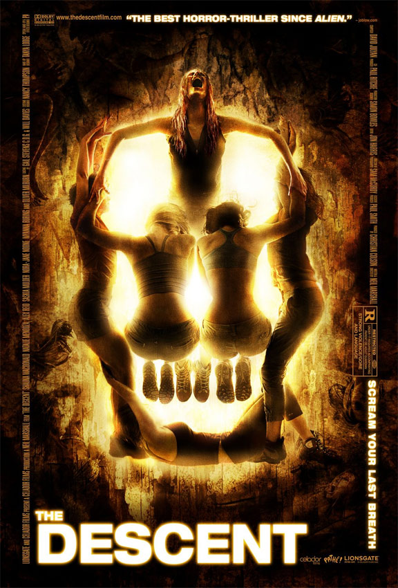 The Descent Poster #1