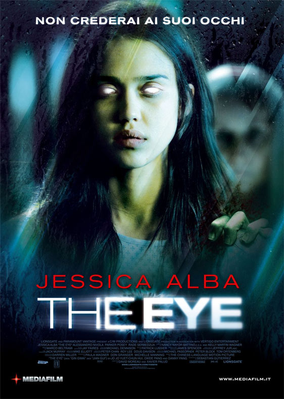 The Eye Poster #3