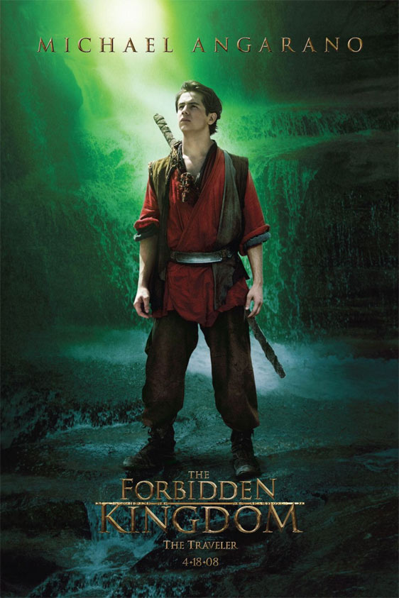 The Forbidden Kingdom Poster #6