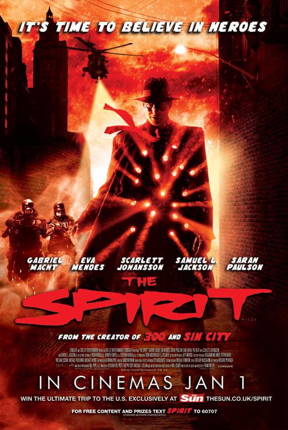 The Spirit Poster #18