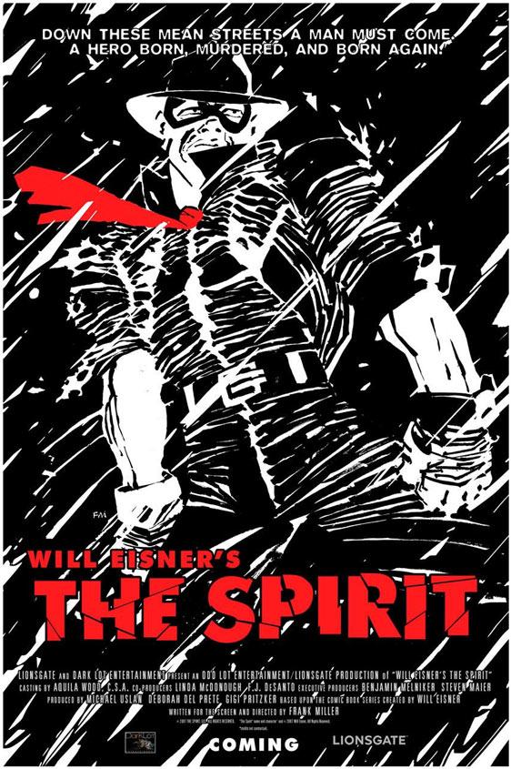 The Spirit Poster #2