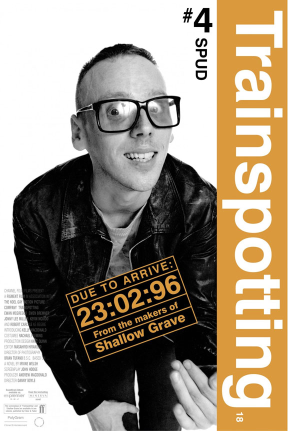 Trainspotting Poster #2