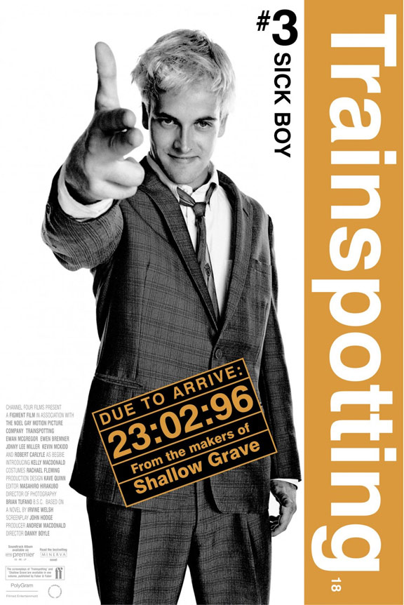 Trainspotting Poster #3