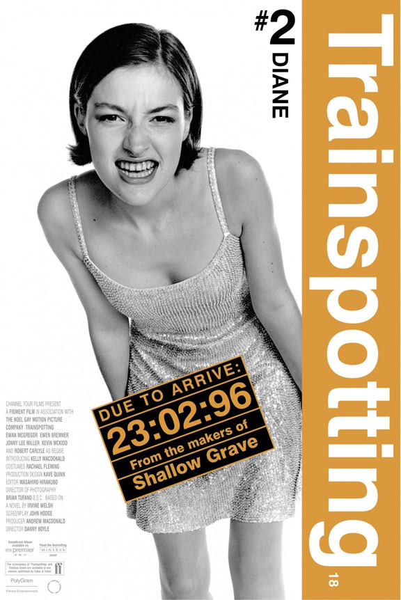 Trainspotting Poster #4