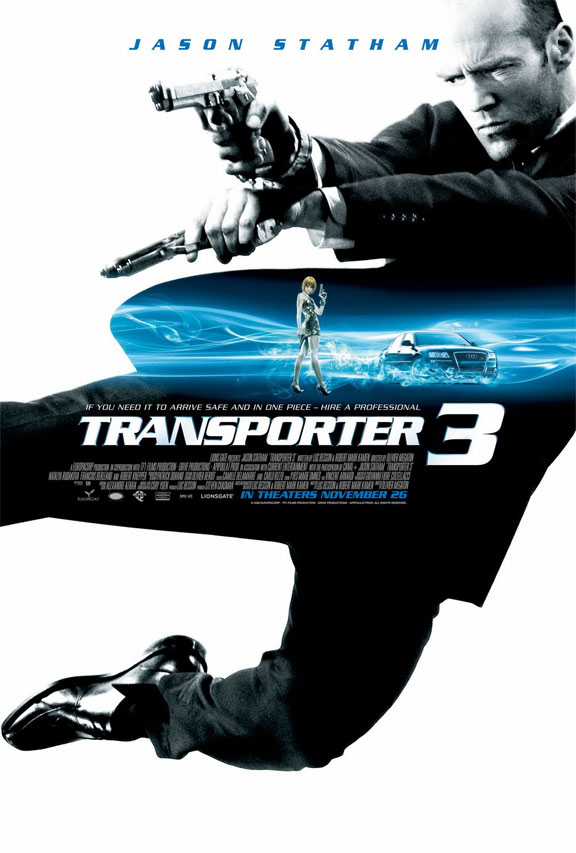 Transporter 3 Poster #2