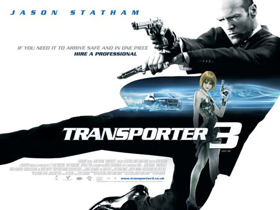 transporter 3 2008 poster 1 trailer addict