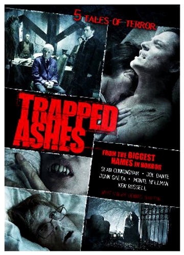 Trapped Ashes Poster #1