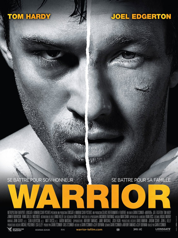 Warrior Poster #4