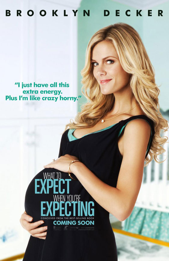 What to Expect When You're Expecting Poster #3