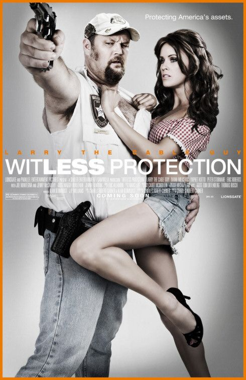 Witless Protection Poster #1