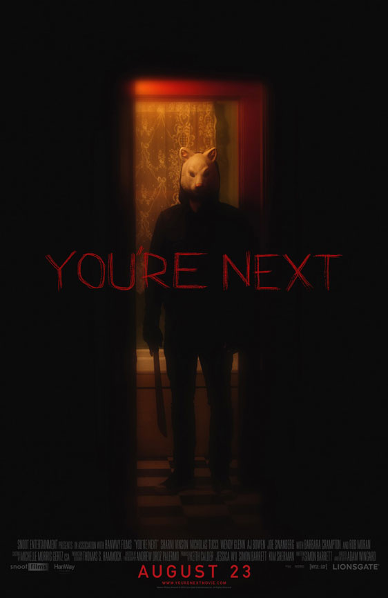 You're Next Poster #6
