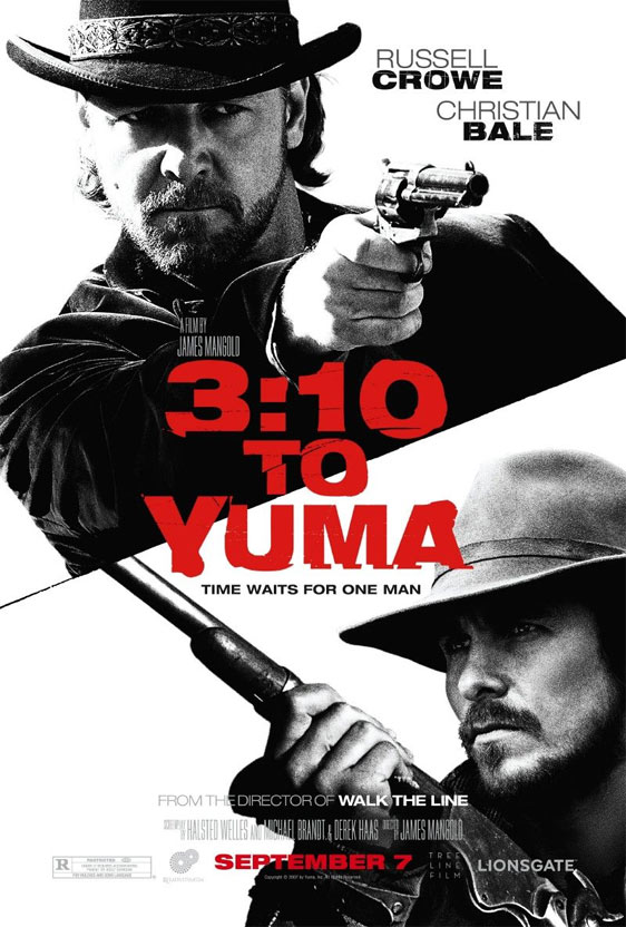 3:10 to Yuma Poster #2