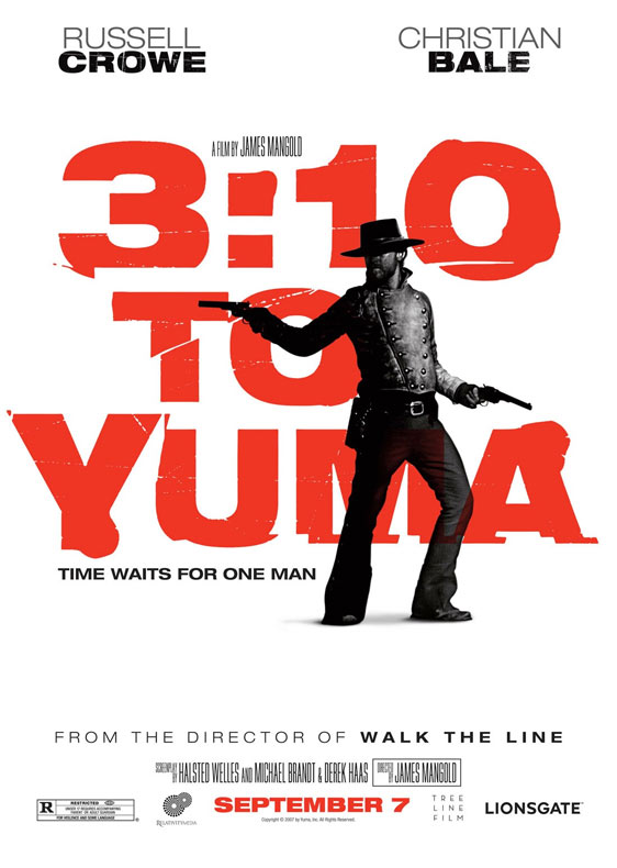 3:10 to Yuma Poster #3