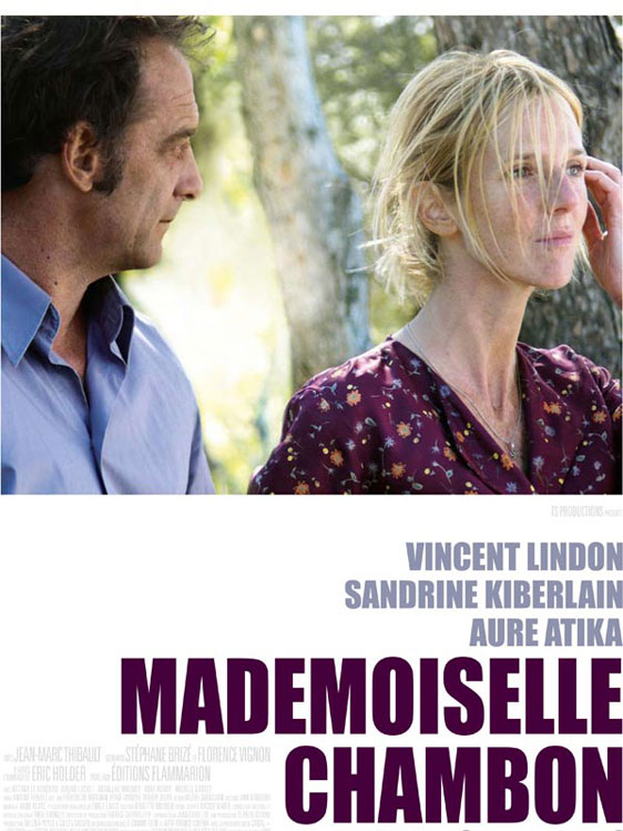 Mademoiselle Chambon Poster #1