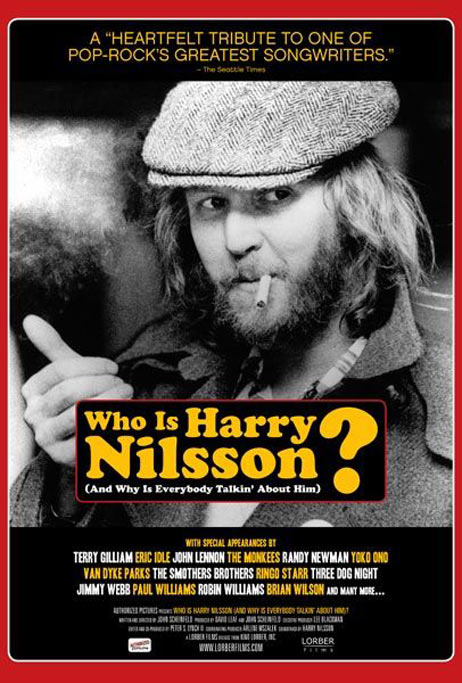 Who Is Harry Nilsson (And Why Is Everybody Talkin' About Him)? Poster #2