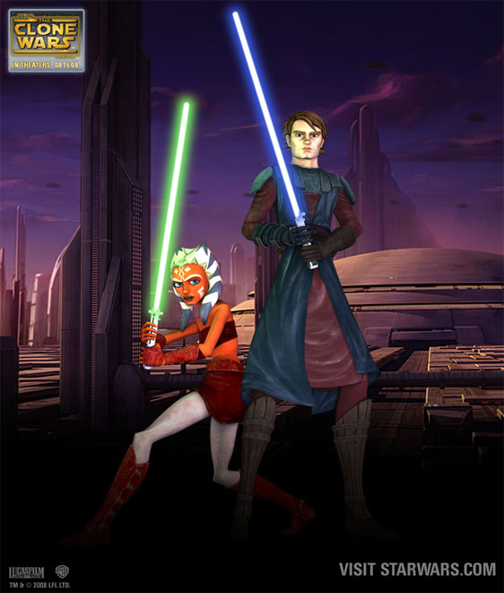 Star Wars: The Clone Wars Poster #13
