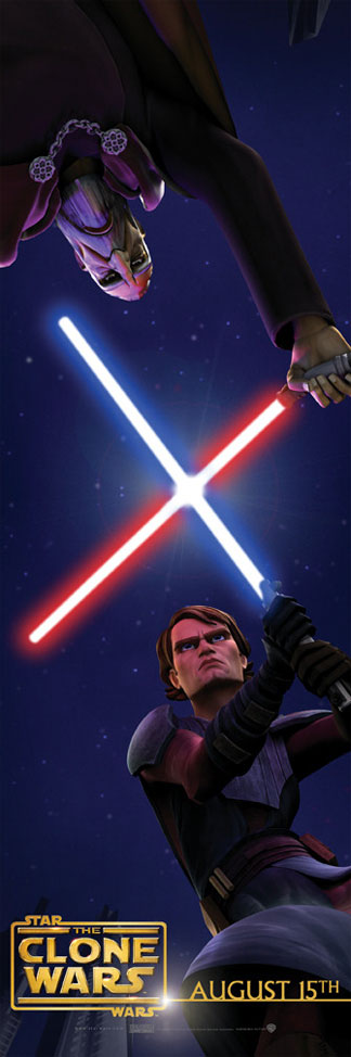 Star Wars: The Clone Wars Poster #16