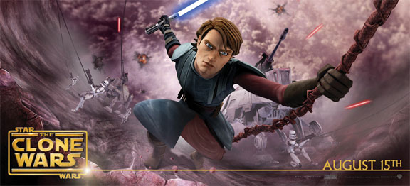 Star Wars: The Clone Wars Poster #17