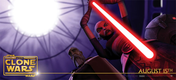 Star Wars: The Clone Wars Poster #18