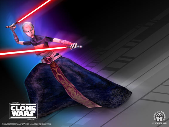 Star Wars: The Clone Wars Poster #6