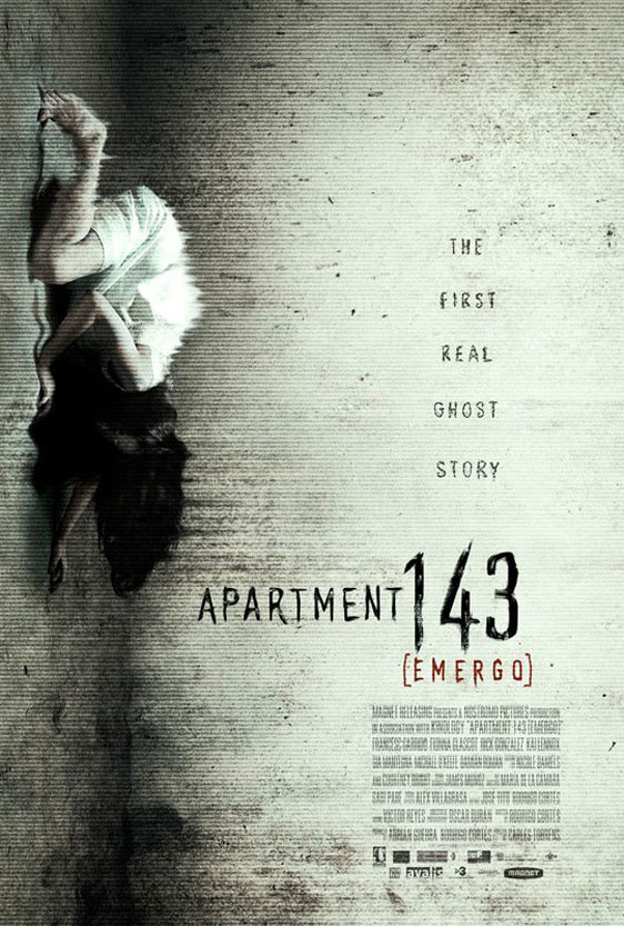 Apartment 143 (Emergo) Poster