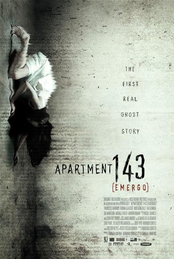 Apartment 143 (Emergo) Poster