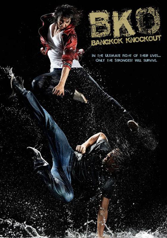 BKO: Bangkok Knockout Poster