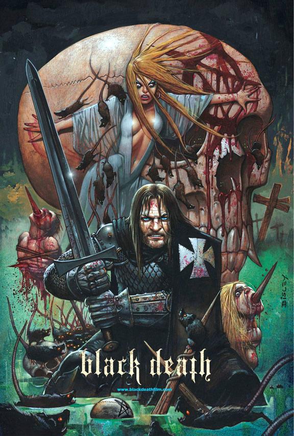 Black Death Poster #4