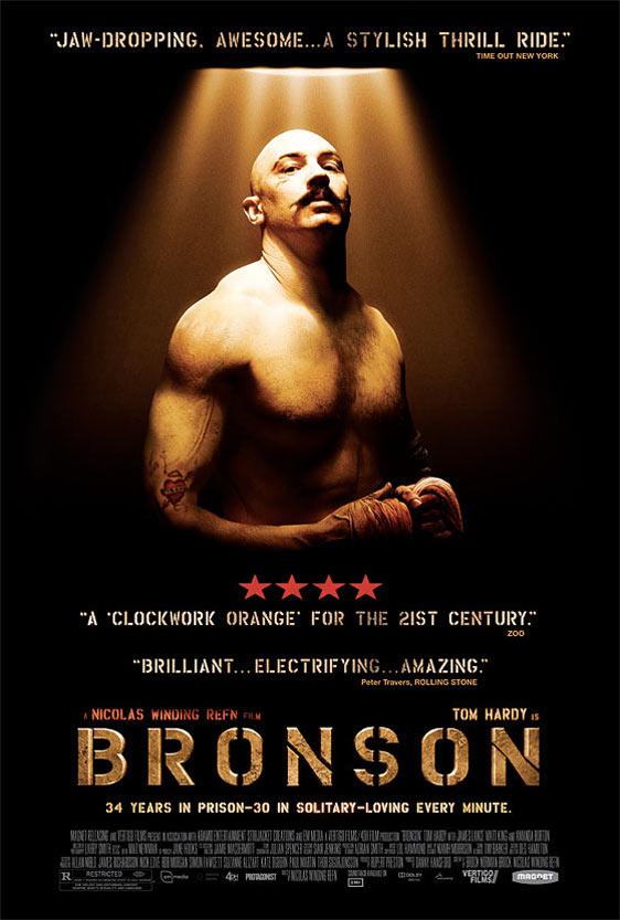 Bronson Poster #2