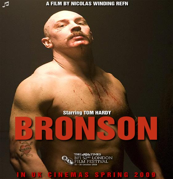 Bronson Poster #1