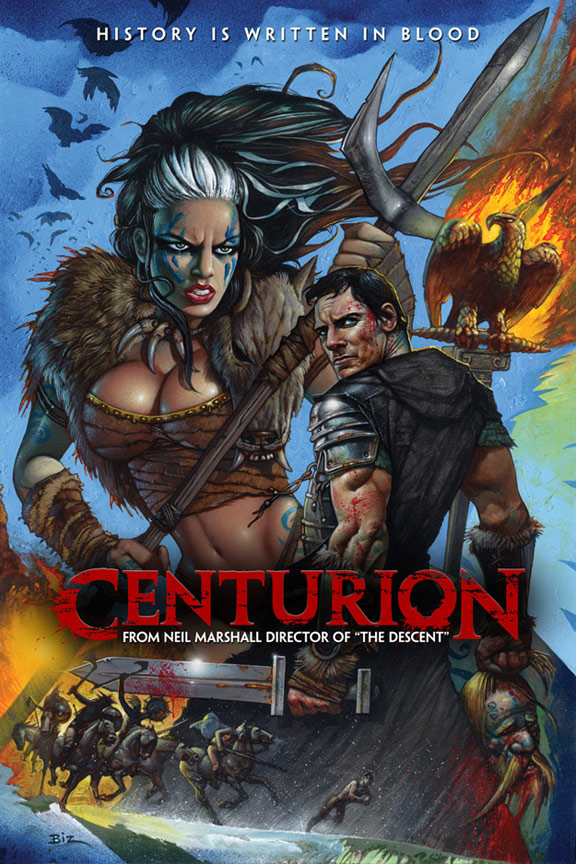 Centurion Poster #2