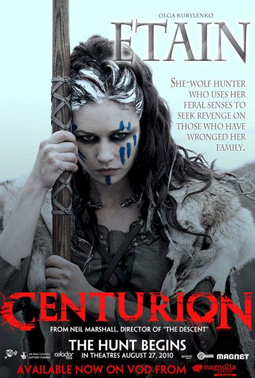 Centurion Poster #3