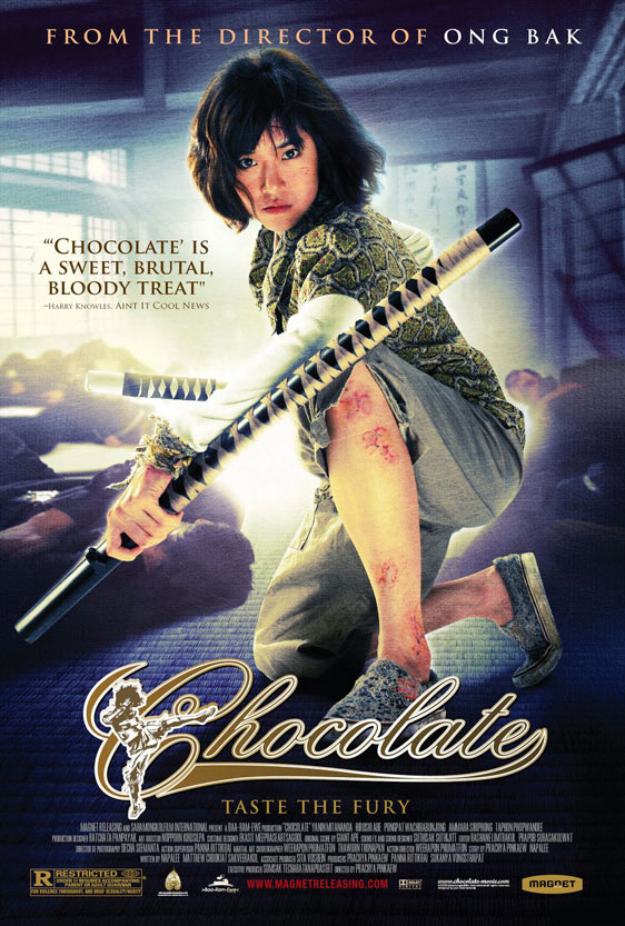 Chocolate Poster #1