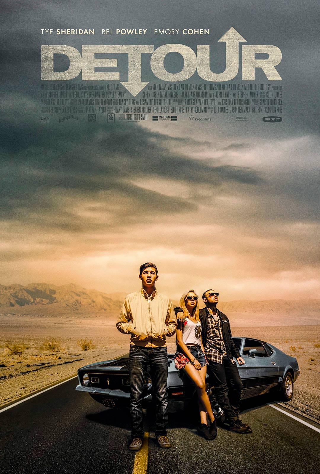 Detour (2017) Watch Full Movie Online