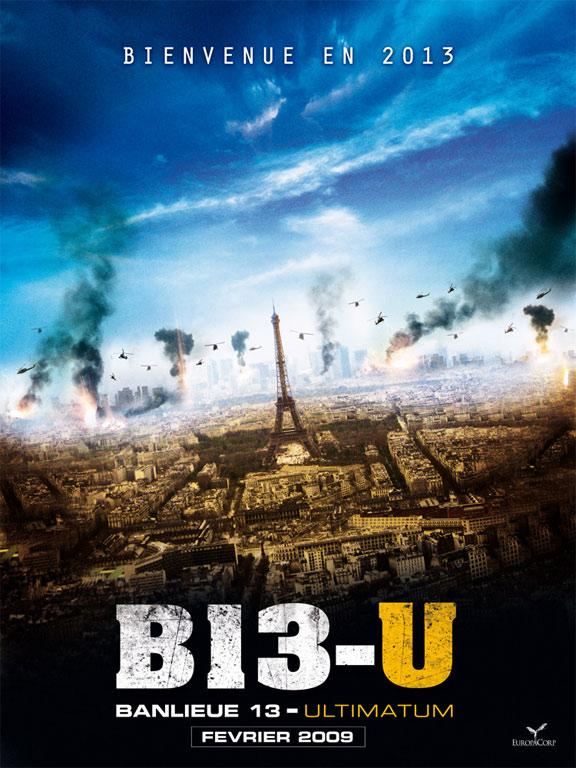 District B13 Ultimatum Poster #4