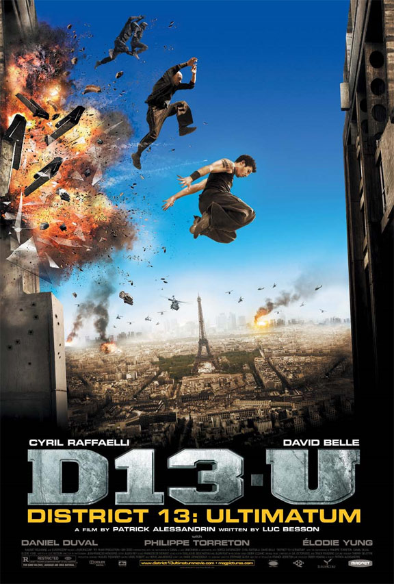 District B13 Ultimatum Poster #6