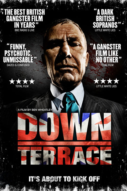 Down Terrace Poster