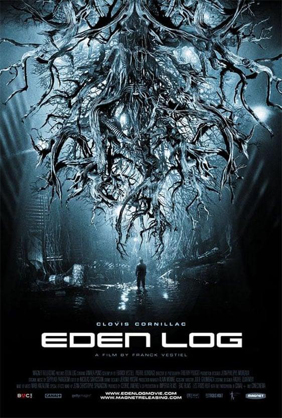 Eden Log Poster