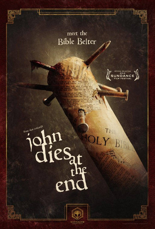 John Dies at the End Poster #2