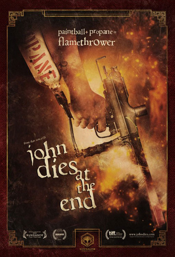 John Dies at the End Poster #4