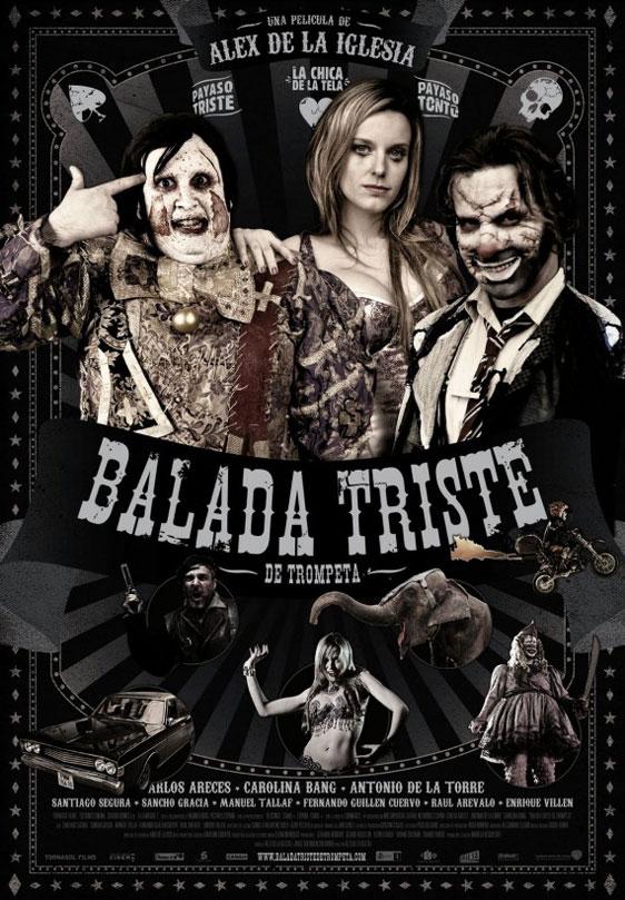 The Last Circus (A Sad Trumpet Ballad) Poster