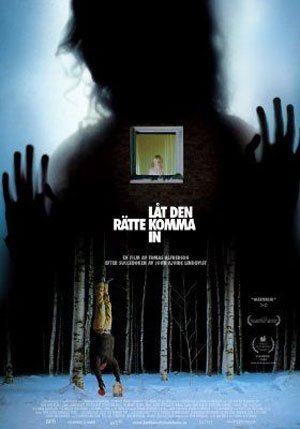 Let the Right One In Poster #2