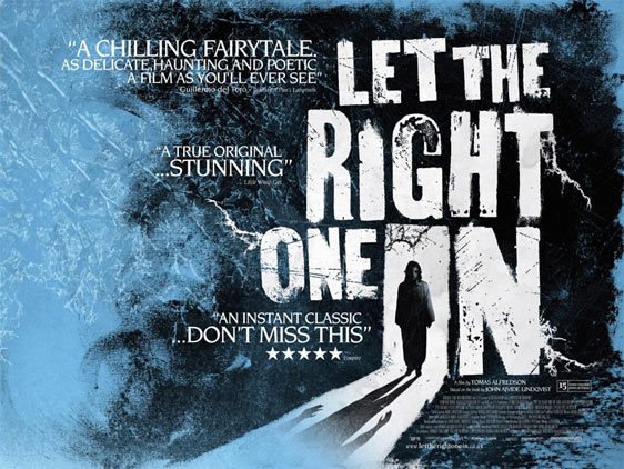 Let the Right One In Poster #4
