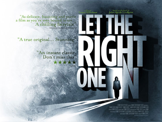 Let the Right One In Poster #5
